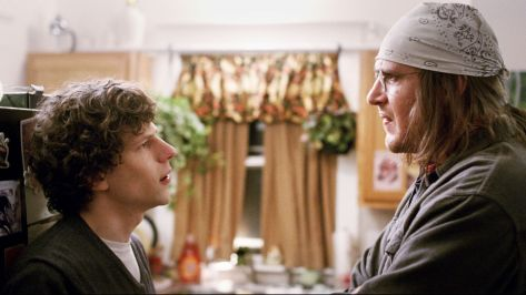 David Foster Wallace, David Lipsky, Jesse Eisenberg, Jason Segal