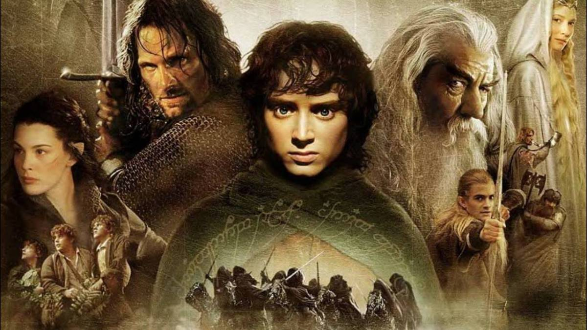 Top 5: Scenes from The Lord of the Rings: The Fellowship of the Ring  (IMDB Top 250 #11)
