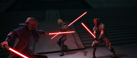 Darth Maul, Savage Opress, Darth Sidious, Star Wars, Star Wars Clone Wars