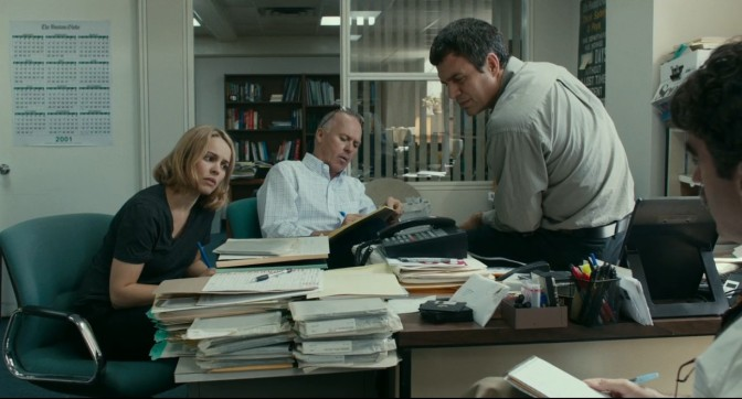 "My Favorite Scene: Spotlight (2015) ""After Publication"""