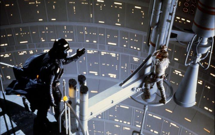 Star Wars, Star Wars Episode V: The Empire Strikes Back, Luke Skywalker, Darth Vader, Mark Hamill
