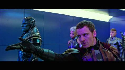 X-Men: Apocalypse, Magneto, Michael Fassbender