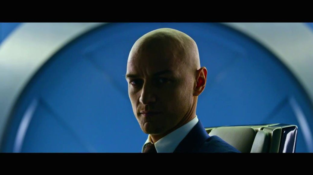 James McAvoy, Professor Xavier, X-Men: Apocalypse