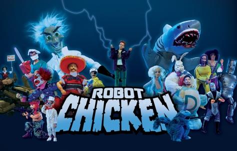 Robot Chicken, Adult Swim