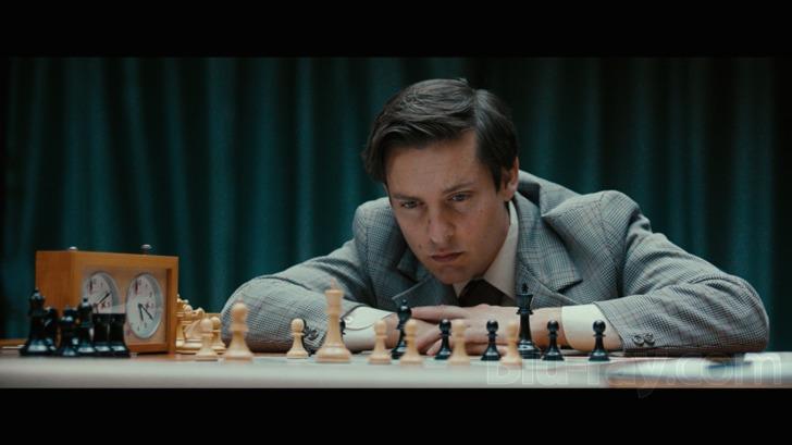 Pawn Sacrifice, Bobby Fischer, Tobey Maguire
