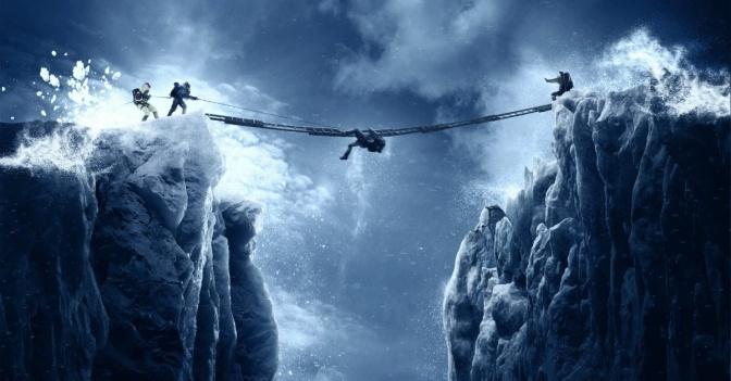 Movie Review: Everest (2015) *Towering Adventure Still Runs A Bit Shallow*