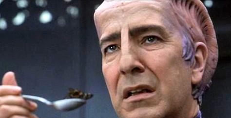Alan Rickman, Galaxy Quest