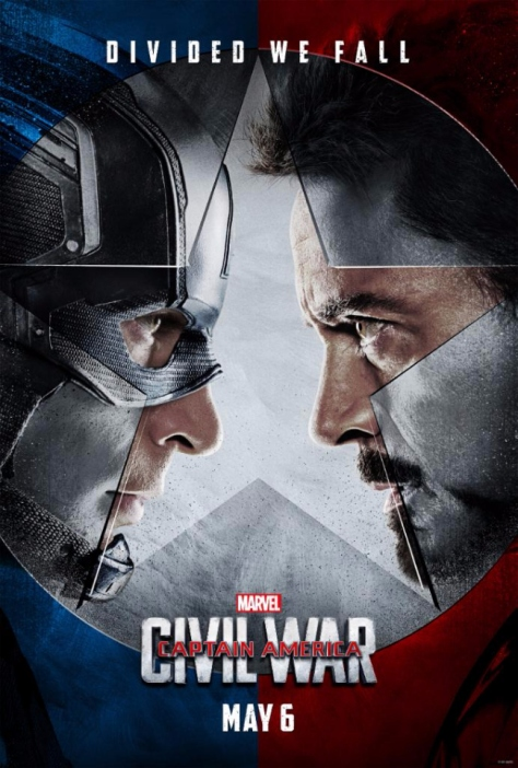 Captain America: Civil War, Captain America, Iron Man, Robert Downey Jr., Chris Evans