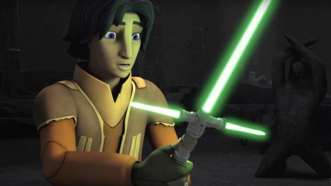 Ezra, Star Wars: Rebels, Star Wars Rebels Season 2