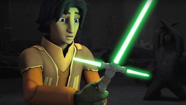 Ezra, Star Wars: Rebels, Star Wars Rebels Season 2
