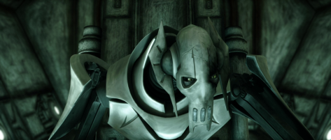 General Grievous, Star Wars: Clone Wars