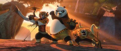Kung Fu Panda, Jack Black