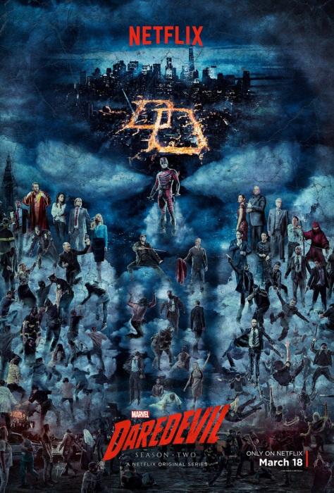 Daredevil Season 2, Daredevil