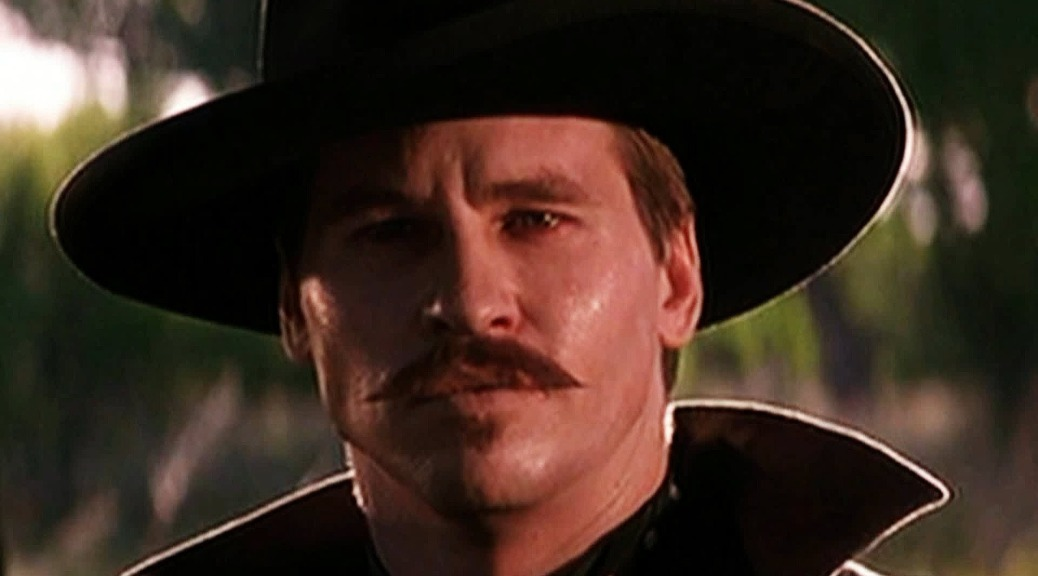 My Favorite Scene Tombstone 1993 Im Your Huckleberry Killing