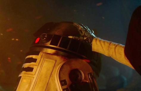 Star Wars, Star Wars Episode VII: The Force Awakens, Mark Hamill, Luke Skywalker, R2-D2