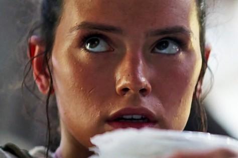 Star Wars, Star Wars Episode VII: The Force Awakens, Rey, Daisy Ridley