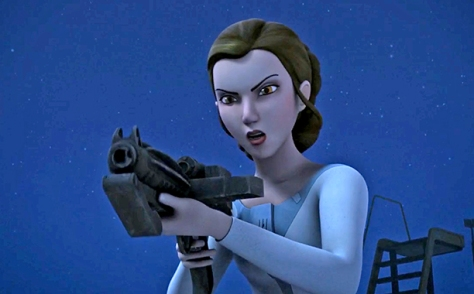 Star Wars, Star Wars: Rebels, Princess Leia