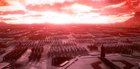 Star Wars, Star Wars Episode VII: The Force Awakens, General Hux, Domnhall Gleeson, The First Order, Starkiller Base