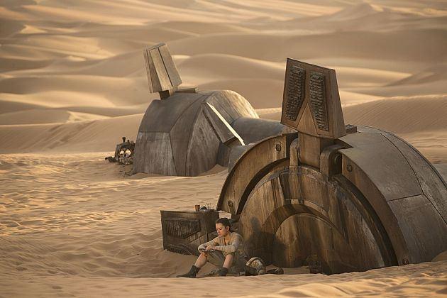 Star Wars, Star Wars Episode VII: The Force Awakens, Daisy Ridley, Rey