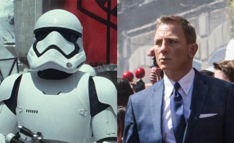 Star Wars, Star Wars Episode VII: The Force Awakens, Daniel Craig, Stormtrooper, The First Order