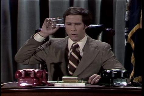 Chevy Chase, Saturday Night Live, Gerald Ford