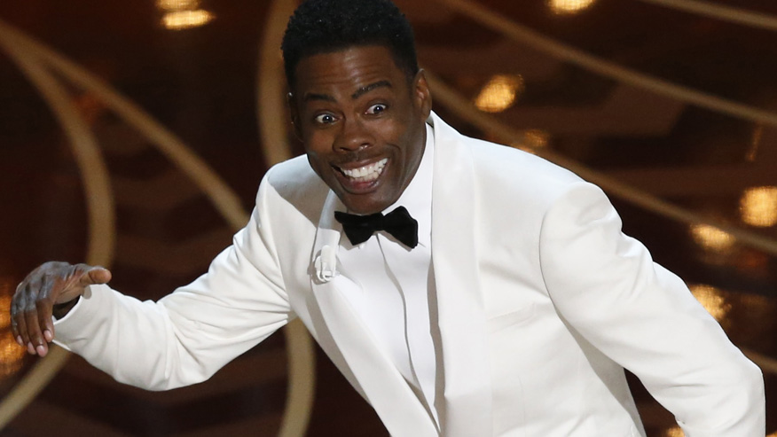 Chris Rock, 2016 Oscars