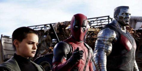 Deadpool, Ryan Reynolds, Colossus, Negasonic Teenage Warhead