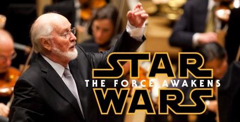John Williams, Star Wars Episode VII: The Force Awakens, Star Wars
