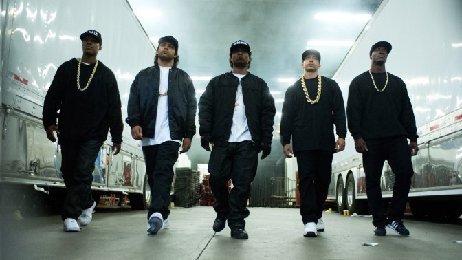 Movie Review: Straight Outta Compton (2015) *Incendiary Music Biopic*