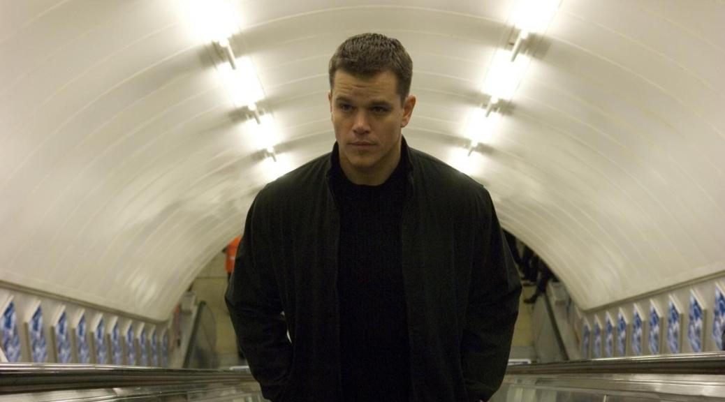 Matt Damon, Jason Bourne, Bourne 5