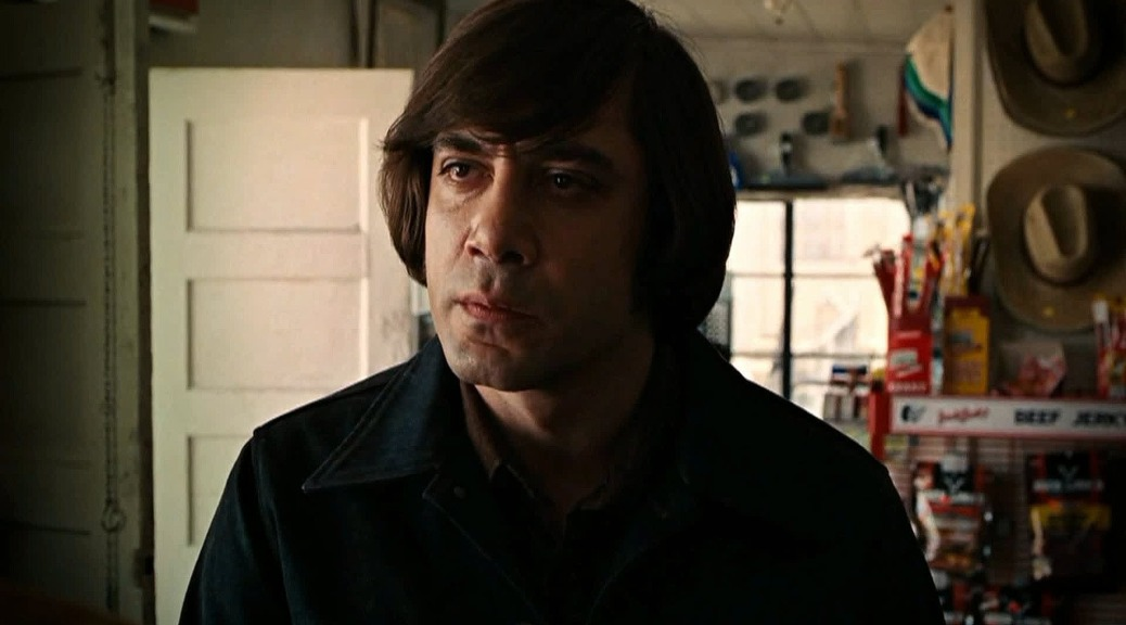 Javier Bardem, No Country for Old Men