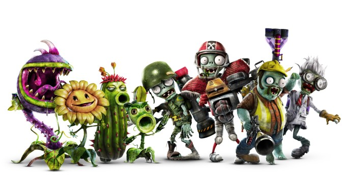 Plants vs. Zombies Garden Warfare 2
