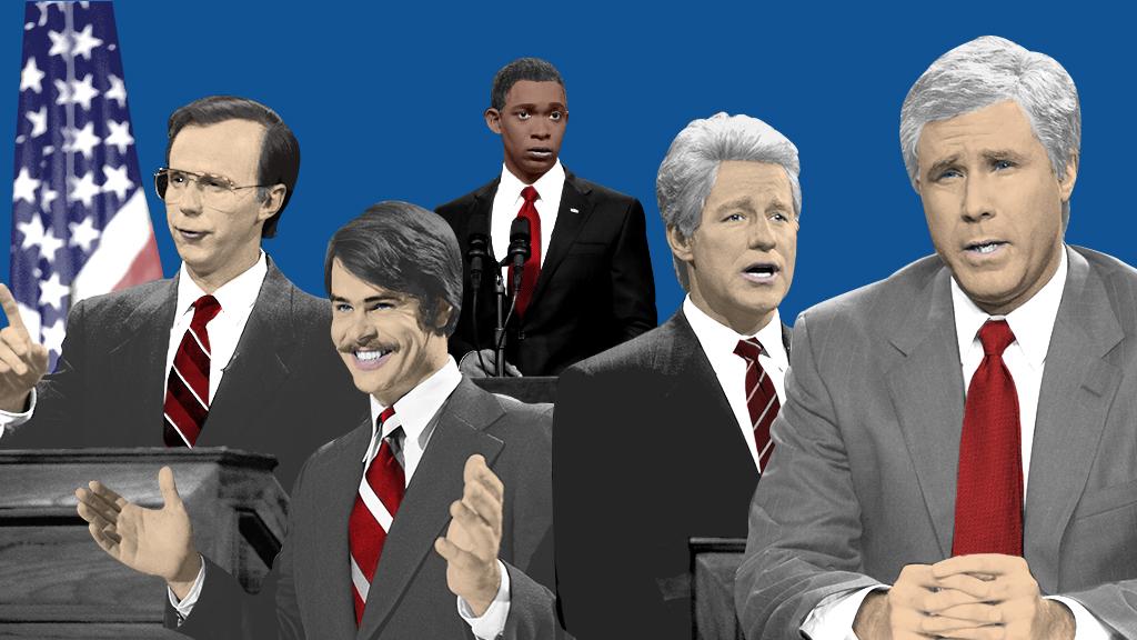 Saturday Night Live, Dana Carvey, Will Ferrell, Dan Aykroyd, Phil Hartman, Jay Pharaoh