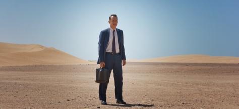 A Hologram for the KIng, Tom Hanks