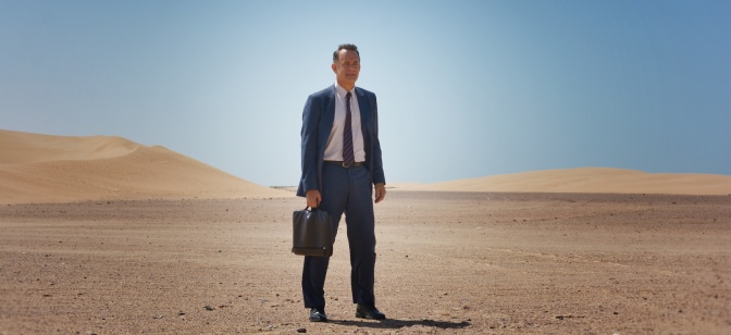A Hologram for the KIng, Tom Hanks