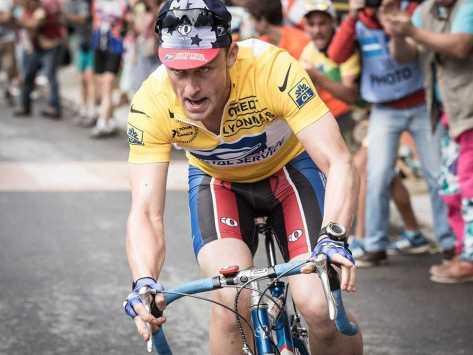 Ben Foster, Lance Armstrong, The Program