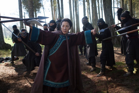 Michelle Yeoh, Crouching Tiger Hidden Dragon: The Sword of Destiny