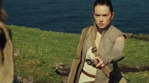 Daisy Ridley, Rey, Star Wars Episode VII