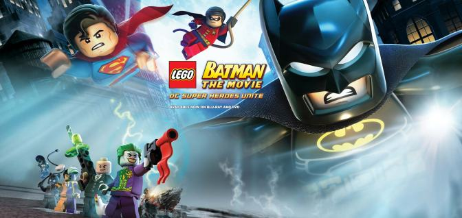 Trailer Time: LEGO Batman Movie Teaser #1 (2017) *DARKNESS! NO PARENTS!!*