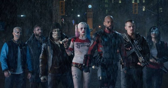 Trailer Time: Suicide Squad International Trailer #1 (2016) *Next Up in the DC Cinematic Universe*