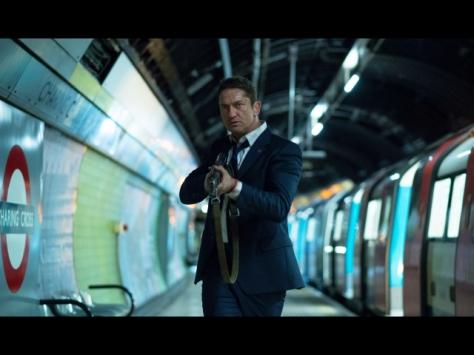 London Has Fallen, Gerard Butler