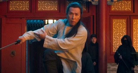 Donnie Yen, Crouching Tiger Hidden Dragon 2