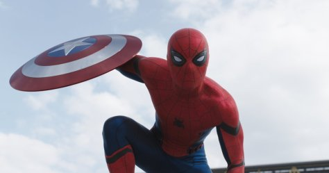 Spider-Man, Tom Holland, Captain America: Civil War