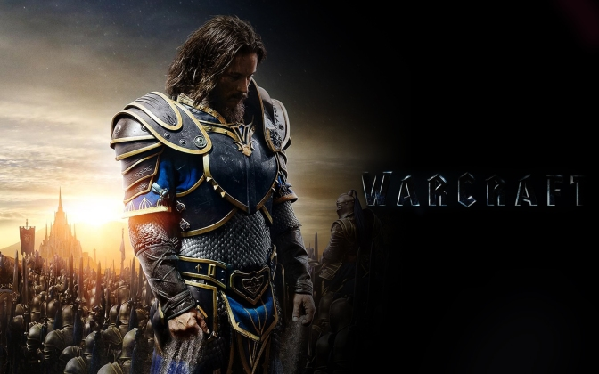 Trailer Time: Warcraft Trailer #2 (2016) *War is Coming!*