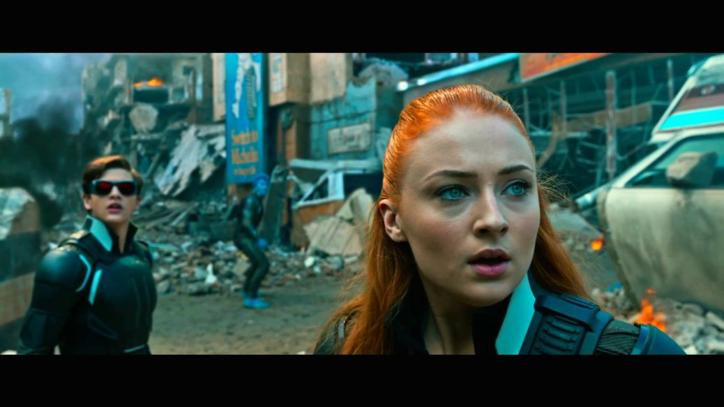 X-Men: Apocalypse, Jean Grey, Sophie Turner