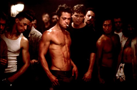 Top 5: Scenes from Fight Club (IMDB Top 250 #10) | Killing Time