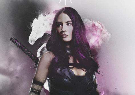 Psylocke, Olivia Munn, X-Men: Apocalypse