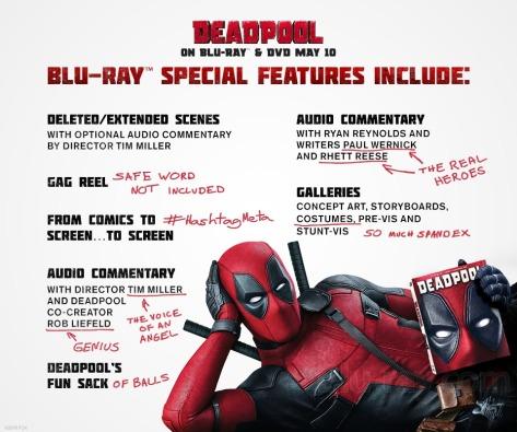 Deadpool, Wade Wilson, Ryan Reynolds