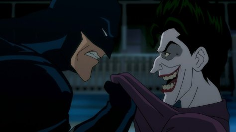 Batman: The Killing Joke, Batman, The Joker