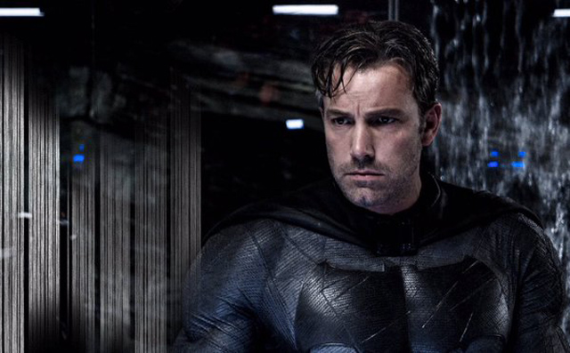Ben Affleck to Write, Direct and Star in Solo Batman Movie